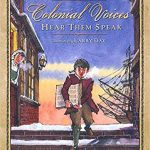 <i>Colonial Voices: Hear Them Speak <br> </i> by Kay Winters