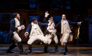 History and Performance: Hamilton: An American Musical